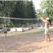 Летняя площадка для волейбола