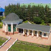 Санаторий Янган-Тау. Коттедж №6-2, 2-х местный