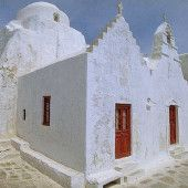 Греция О.Миконос