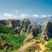 Греческий полуостров Халкидики
