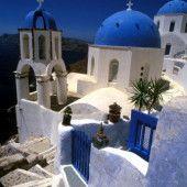 Греция: Санторини