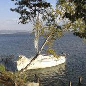 Озеро Тургояк - Остров Святой Веры