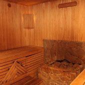Малая баня. Сауна.