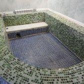 Большая баня. Бассейн.