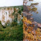 Каменная радуга миасской долины