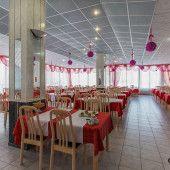Белый зал - ресторан