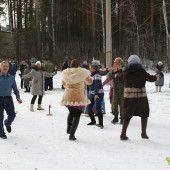 Здравствуй, Зимушка - Зима