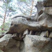 Городище каменных фигур