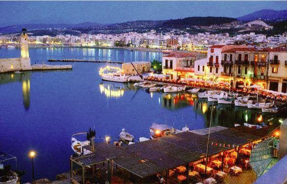 Остров Крит из Екатеринбурга от 16,9 руб
